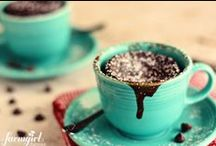 Cake in a Cup Recipe / Looking for Cake in a Cup Recipe? Check out our board of fun recipes to try with your friends, family, or just for yourself! / by Billie Hillier