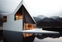 Breathtaking architecture // Arquitectura / And interiors and furniture / by Dovile Rinkunaite