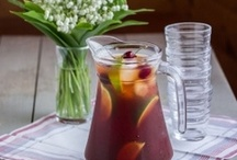~ Tea Recipes / Recipes to grab a glass and cool off for National Iced Tea Day (June 10). / by Billie Hillier