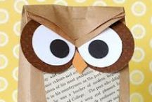 Owl theme classroom / by Ashley Burgess
