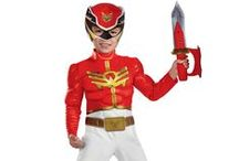 Power Rangers Costumes / Power up this Halloween with Power Rangers costumes and gear at Spirit Halloween! / by Spirit Halloween