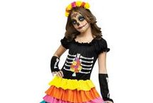 Fun w/Color Costumes / From furry monsters, to rave costumes, skin suits and more, Spirit Halloween has fun with color with this year's costumes! / by Spirit Halloween