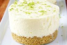 Key Lime Pie Recipes / mmm..... pie! What's make these pies better is that they are Key Lime pie recipes. Grab a fork and let's dig in! / by Billie Hillier