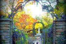 Garden: Gates