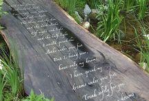 Garden: Bridges / Exactly what it says! Bridge in or for gardens!