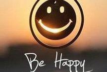 smile, sorridi...be happy