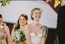 Tatoo bride