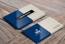 business cards / by Annamária Bagi
