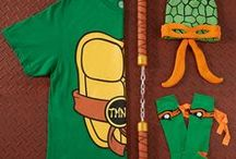 All Things TMNT / Everything you need to become a crime fighting turtle this Halloween- Officially licensed TMNT costumes & accessories! / by Spirit Halloween