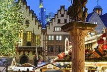 Christmas Markets / Beautiful images and inspiration for Christmas Markets Around the World