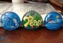 Painted Rocks / Hand Painted Stones