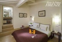 Suites / The elegant guest rooms at the Residenza D'Epoca Home In Palace are bright, spacious and comfortable. They are tastefully decorated with antique furnishings and have been designed following the principles of Feng Shui.