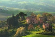 Tuscany Landscapes / Unique panoramas of Tuscany