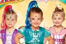 Shimmer and Shine / Everything your child needs for a magical Halloween!