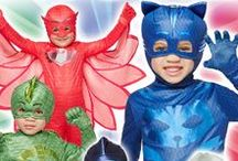 PJ Masks / It's time for your kids to be a hero in an exclusive PJ Mask costume!
