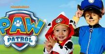 Paw Patrol / Get your paws on these awesome Paw Patrol costumes and accessories for Halloween 2016!