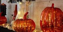 Halloween Decorating Ideas / Some ideas and inspiration for getting your house in the Halloween Spirit!