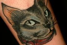 Cat and Dog Ink / We love tattoos! / by Dogster & Catster