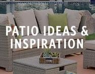 Patio Ideas + Inspiration