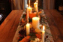 Party / Holiday decorations / by Lisa Ziccarelli