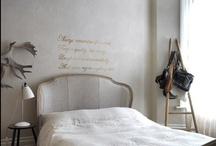bedroom ideas / Beautiful simple bedrooms with minimalistic style
