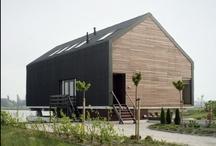 Modern Farm House - Barn Style