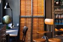 office studio/space / Beautiful modern simple office space
