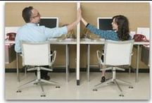 Internal Communications / Articles related to office etiquette, corporate communications, and HR.