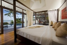 Blissful Bedrooms / You will definitely have sweet dreams in these beautiful vacation rental bedrooms!