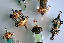 Jewelry Ideas, miscellaneous / Handmade beads, take care of jewelry, info about stones