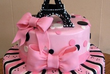 Decorated Cakes & Decorating TIps