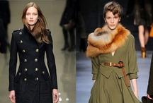 Military style / Grande ritorno della moda militare con tagli e abbinamenti su giacche, pantaloni e camicie. Military style: tutte in divisa ma con sensualità!