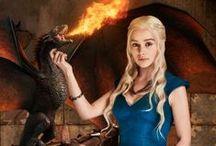 Daenerys de la Tormenta / by Silmeriel Targaryen