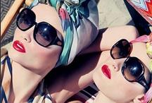 Non ho occhi che per te / Forme geometriche, montature acetate e retrogusto vintage, ecco le tendenze per gli occhiali da sole per la P/E 2013. Abbiamo accostato le nuove proposte con l'inimitabile stile di Audrey Hepburn... tutto da copiare!