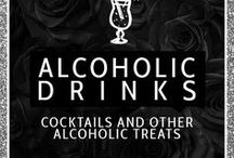 DRINKS | alcoholic / drink recipes, alcoholic drink recipes, mixed drink recipes, party planning, signature drink, fancy drinks, fun drink recipes, party recipes
