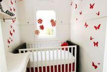 Closet Nursery (I'M NOT PREGNANT) / by Stephanie Swain