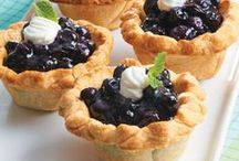 Pudding, Pies & Cobblers