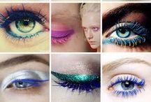 Make up estate / Eye-makeup verde-azzurro: sulle palpebre i colori del mare