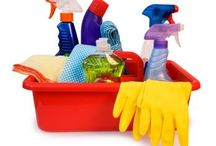 Cleaning/Organizing / by Tina Tankersley