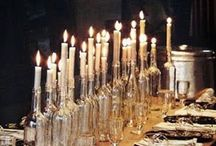 Thanksgivukkah   FALL Table...ideas with style. / Once Every so many 100+ years Thanksgiving and Chanukah fall on the same day.