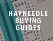 Hayneedle Buying Guides / Learn more information about buying and installation for everything home at Hayneedle.com. Our buying guides prove to be a great resource with imagery, videos, technical drawings and descriptions that make any complex concept simple to understand. Check a guide out today or pin to reference later  – either way we are here to help.