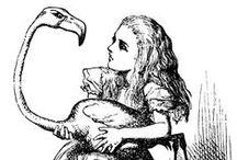 Alice in Wonderland / by Dianne Morstad