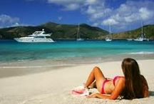 Virgin Traders Motor Yachts - Viaggio / Virgin Traders offers motor yachts for charter in the beautiful waters of the British Virgin Islands.  We offer an amazing 74' yacht, 'Viaggio' for luxury, crewed charters complete with Captain, world-class Chef and full-time Stewardess.