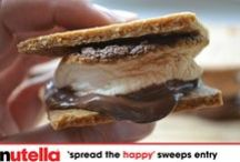 'Spread the Happy' Sweeps / by Nutella USA