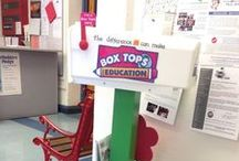 Box Tops / by Judy Crivelli