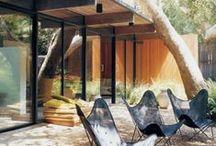 cordilleras / modern country Sonoma ranch house