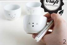 Porcelain DIY