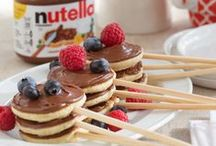 Perfect Pancakes / Celebrate International Pancake Tuesday with Nutella! / by Nutella USA
