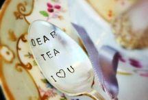 TEA:) / I'm an Tea-Addict - so this Board is dedicated to all tea-lovers!