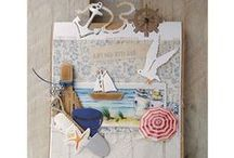 Nautical Themed Card Making & Crafts